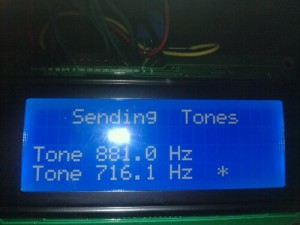 Arduino Fire Tone Encoder