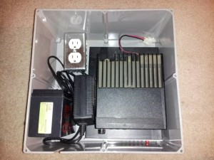 APRS Digipeater in a box
