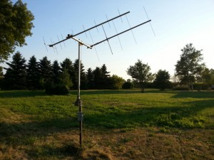 Satellite Yagi Antennas